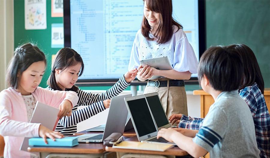 遠隔授業で使われるICTツール