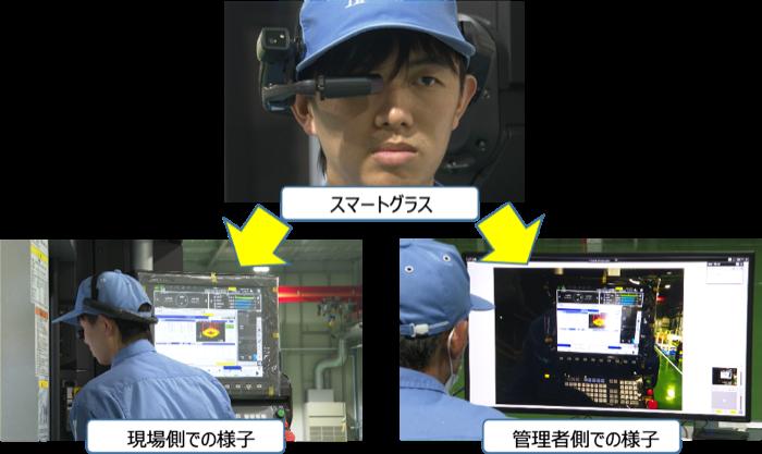 NTT西日本・ひびき精機