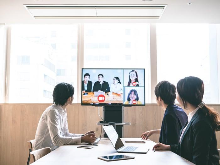 遠隔会議を導入するメリット