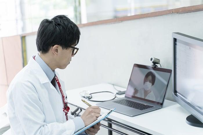 ④感染症の拡大によって、テレワークの新しい活用方法が見出された