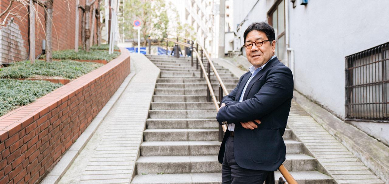 総務省テレワークマネージャーの森本登志男さん