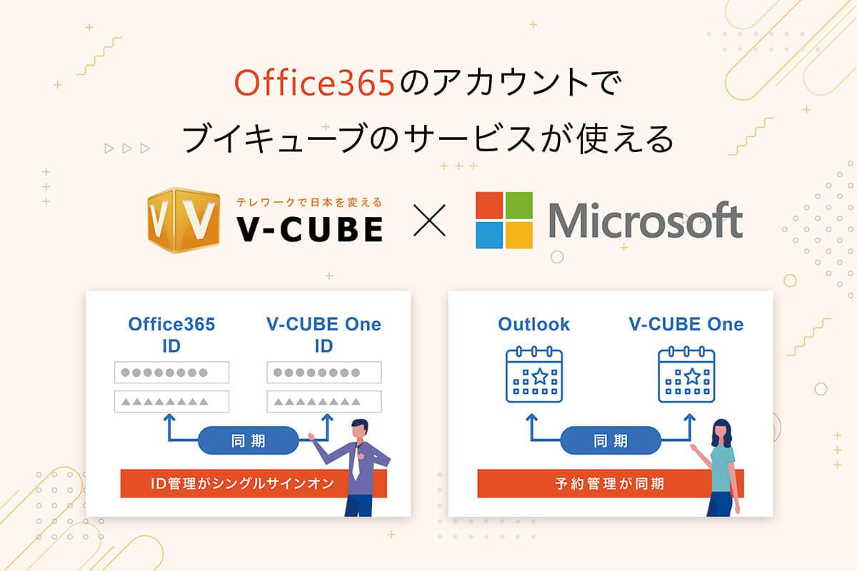 特徴5:Office 365 連携