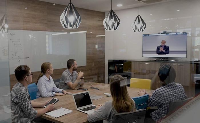 調査レポート:米国の71%の企業が従業員とのエンゲージメント向上のためにビデオを使用