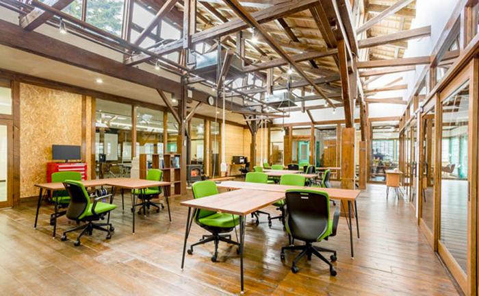 里山で生まれた「新しい働き方」――郡上八幡のシェアオフィス「HUB GUJO」が目指すもの