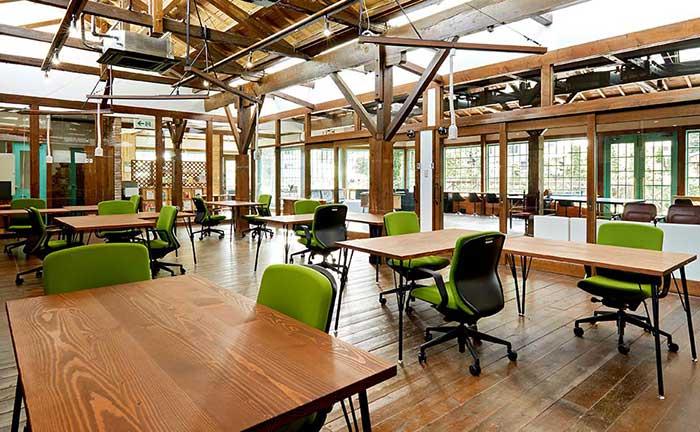 高品質なWeb会議を使える岐阜県郡上市のコワーキングスペースHUB GUJO