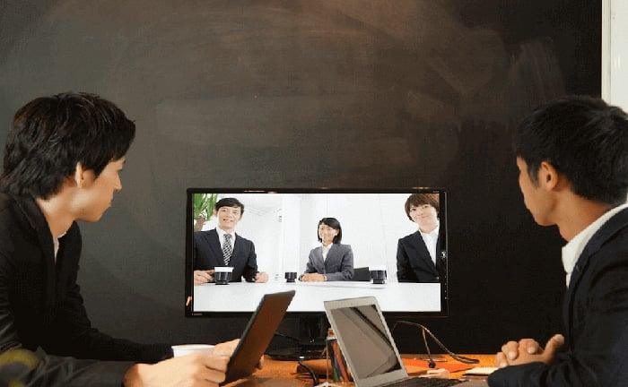 テレビ会議システムとは?Web会議システムとの違いやおすすめツール、導入事例を徹底解説!