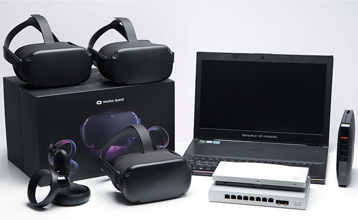 VR空間でオンライン接客も。エンタメ以外にも利用シーンが広がるVRの今