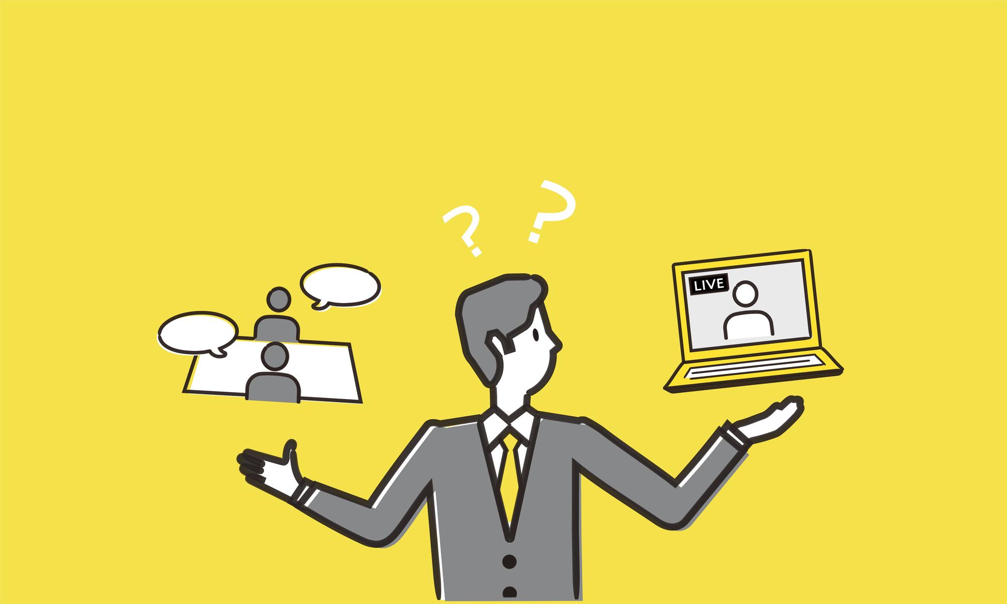 オンライン商談ツールはなぜ必要?ZoomやTeamsとの機能の違いや使い分け方法を徹底解説
